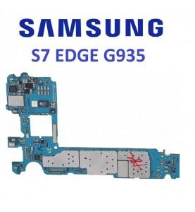 SCHEDA MADRE SAMSUNG S7 EDGE G935 FUNZIONANTE