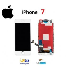 DISPLAY LCD iPhone 7 Bianco