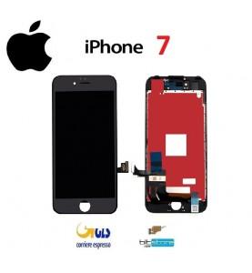 DISPLAY LCD iPhone 7 Nero