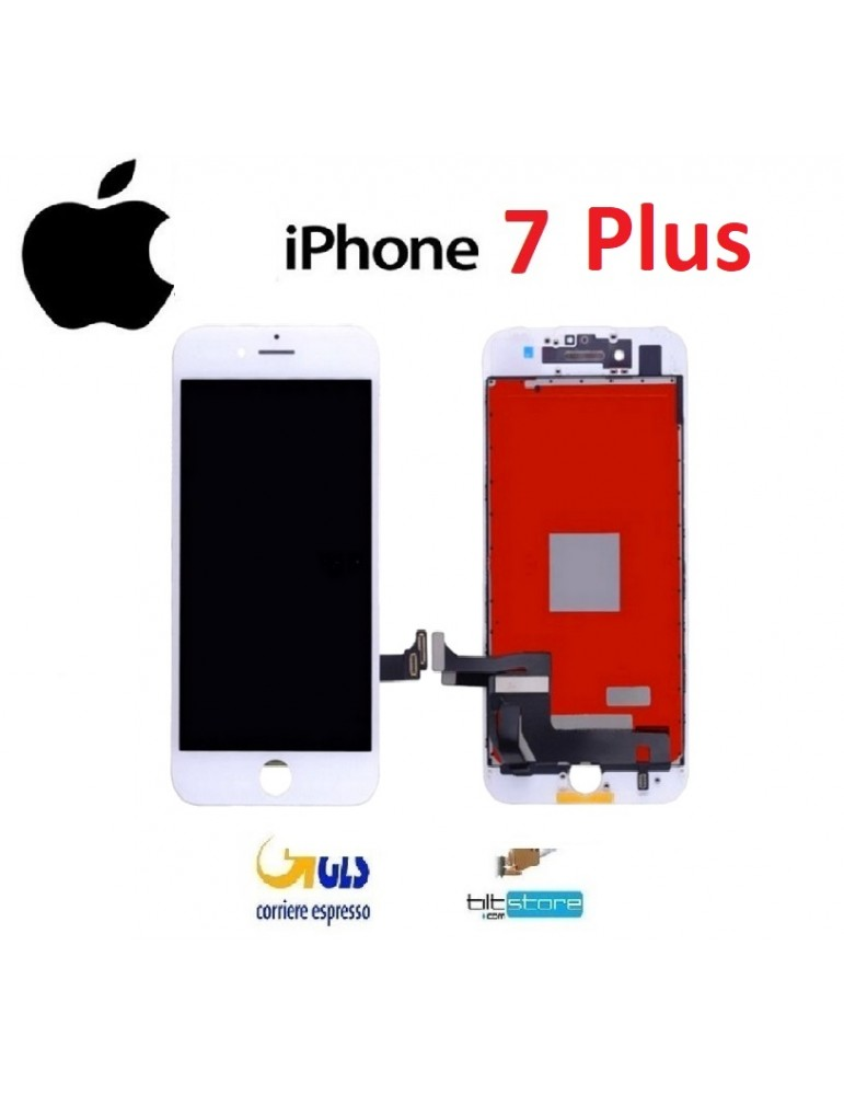 DISPLAY LCD iPhone 7 Plus Bianco