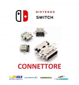 Connettore di ricarica Nintendo SWITCH USB TYPE-C
