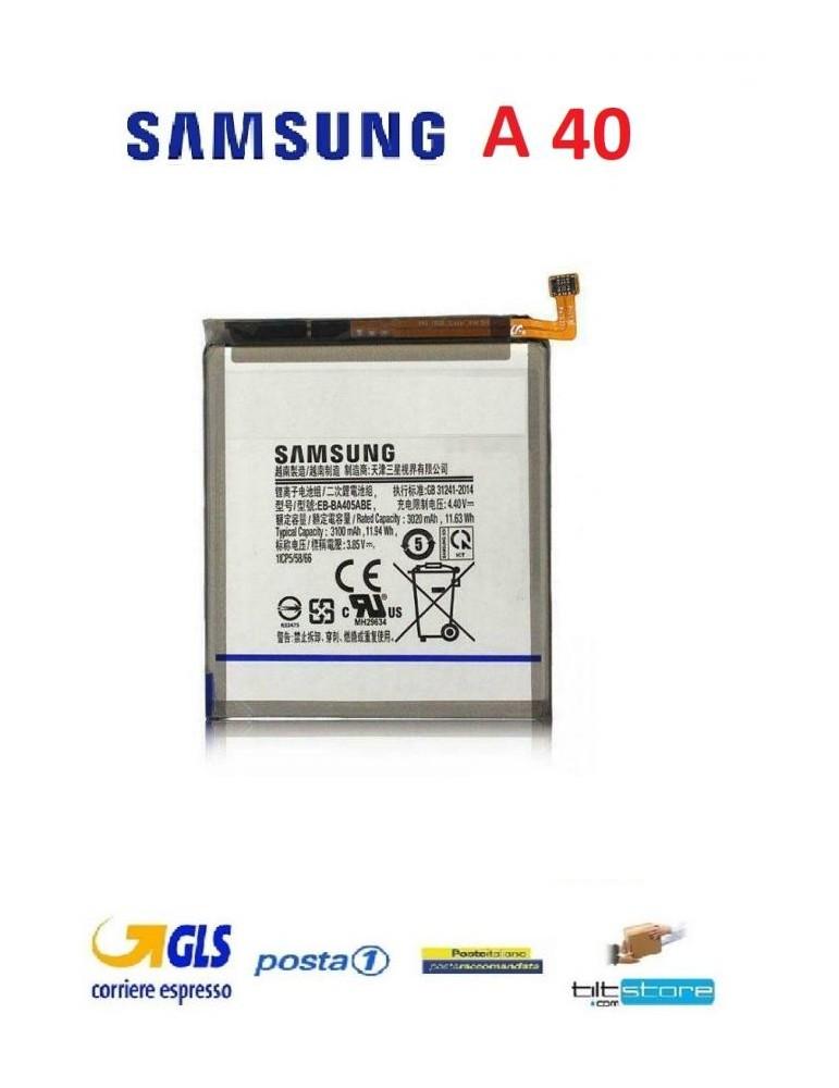 Batteria Samsung A40 A405