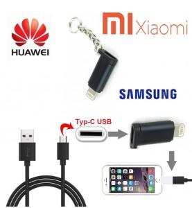 Adattatore Type-C a iPhone per Cellulari iPhone Samsung & Huawei Xiaomi Apple Smart Phone