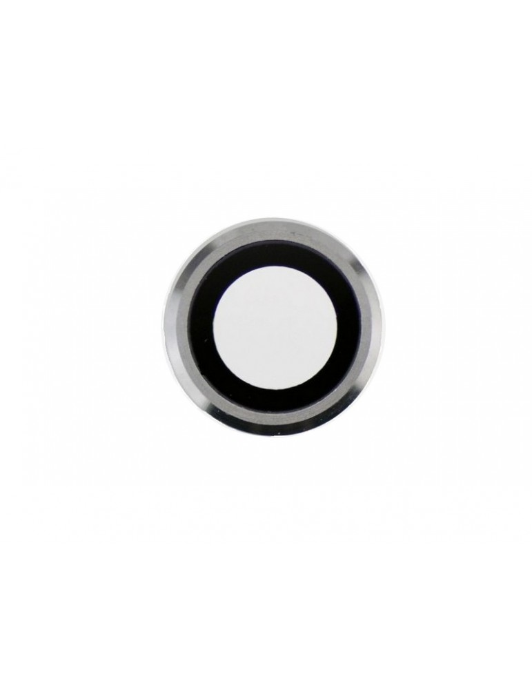 Anello Vetrino Fotocamera iPhone 6S Plus Bianco