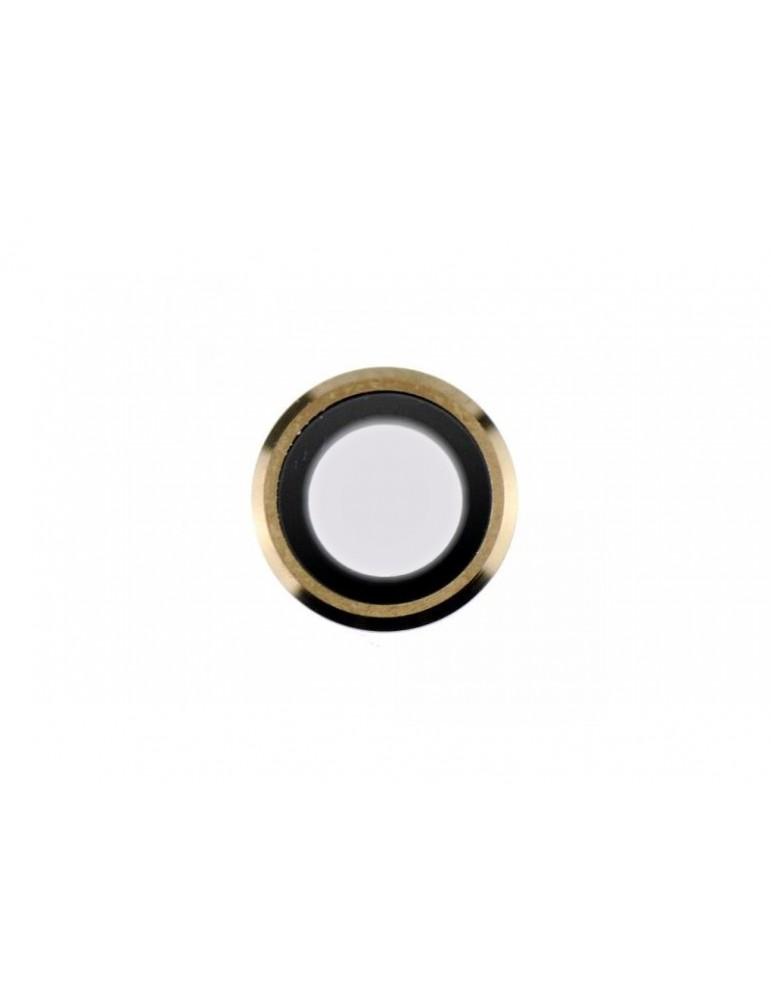 Anello Vetrino Fotocamera iPhone 6S Plus Gold