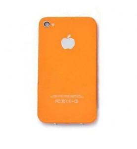 Back Cover Copribatteria iPhone 4 Arancione