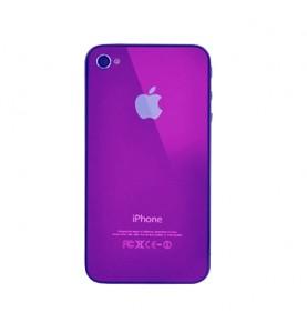 Back Cover Copribatteria iPhone 4 Viola
