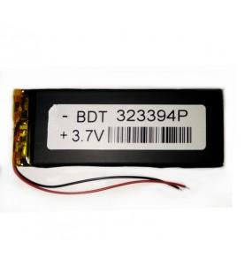 Batteria di Ricambio Generica 3.7v 100% Polimeri di Litio Dimensioni93 x 34