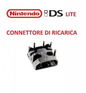 CONNETTORE RICARICA Nintendo DS Lite