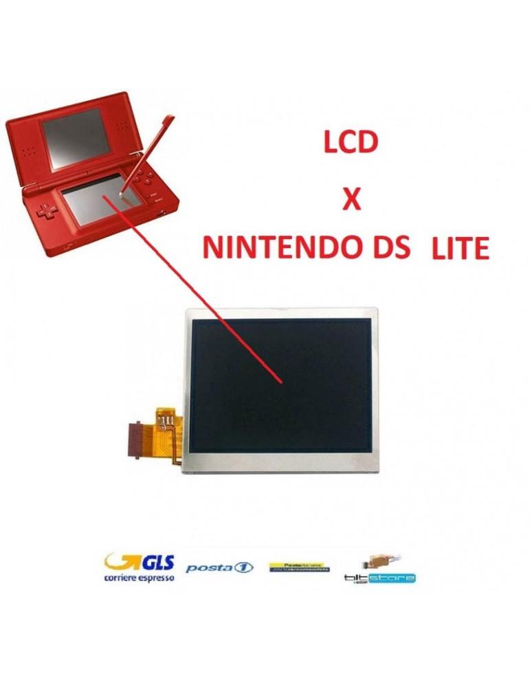 DISPLAY LCD INFERIORE NINTENDO DS LITE
