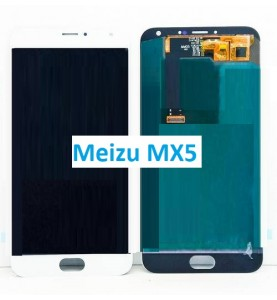 DISPLAY TOUCH VETRO LCD Meizu MX5 M575H BIANCO